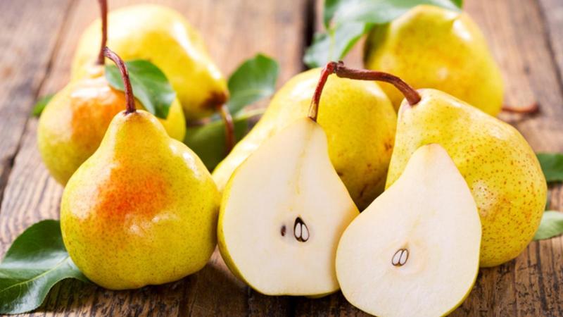 Lê, trái cây miệt vườn siêu rẻ mà lại lợi ích không ngờ
