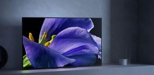 2 dòng Android Tivi OLED Sony 4K giữa A8G và A9G có gì khác nhau