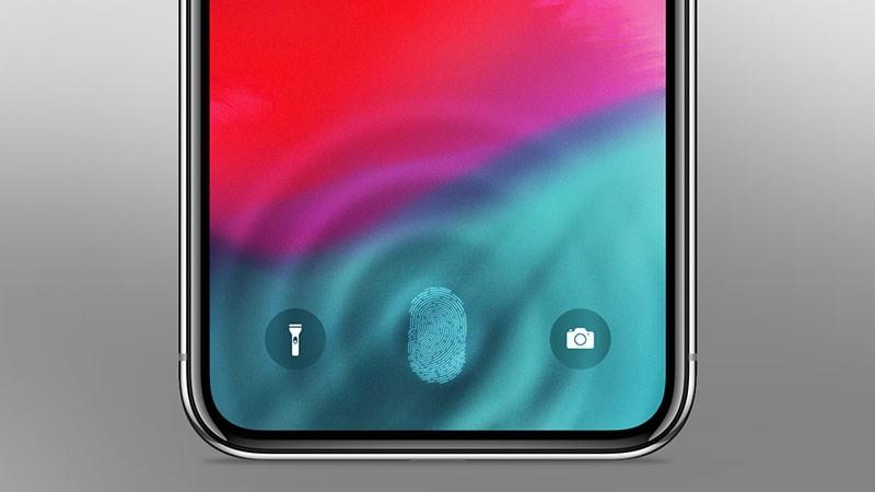 iPhone cảm biến vân tay
