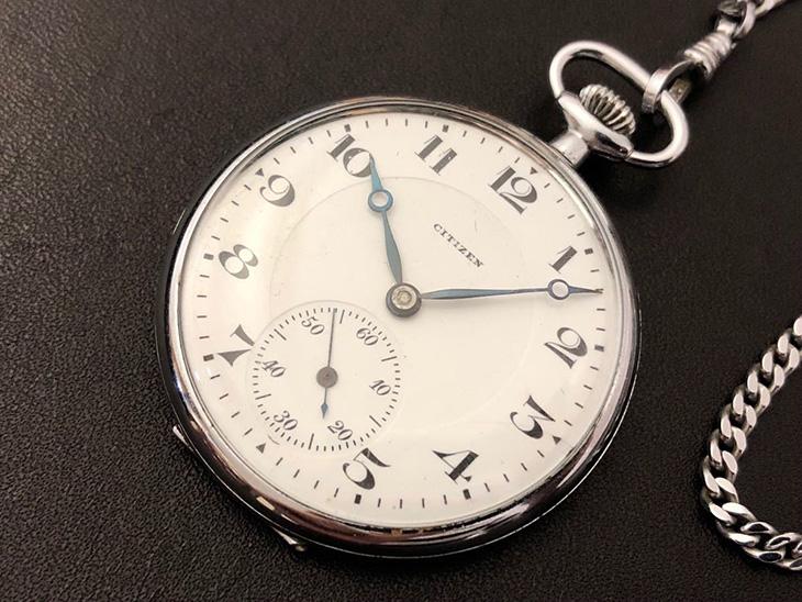 Đồng hồ Citizen được bán năm 1924