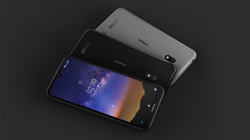 Nokia 2.2 lên kệ có khuyến mãi