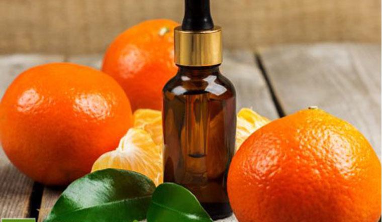 Cách làm tinh dầu quýt để khử mùi, đuổi côn trùng