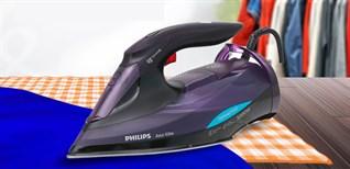 Hướng dẫn sử dụng bàn ủi hơi nước Philips GC5039