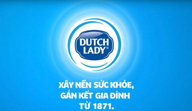Dutch Lady - Tiêu chuẩn Hà Lan trong từng ly sữa