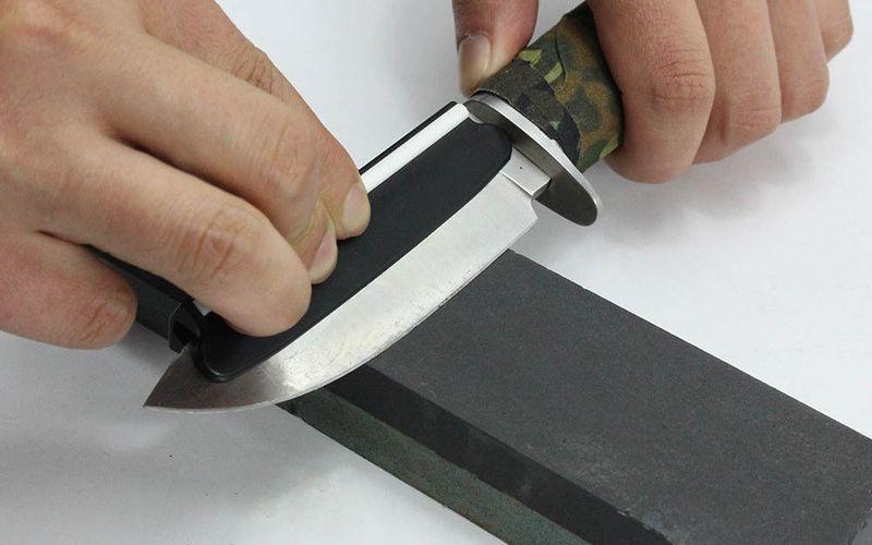 Biến dao lục, kéo cùn trở nên sắc bén nhờ cách mài dao mài kéo đúng chuẩn