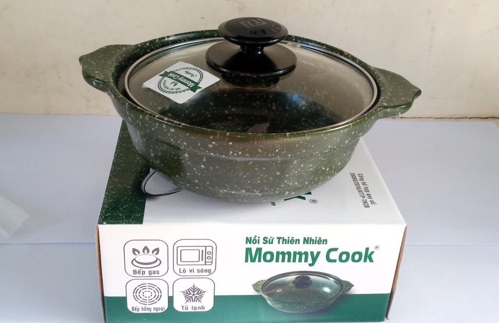 Bộ nồi Mommy Cook