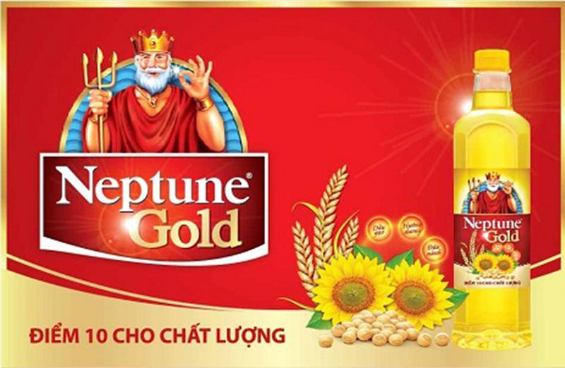 Neptune Gold điểm 10 cho chất lượng