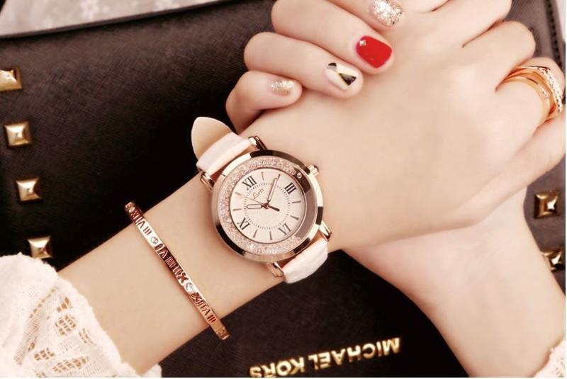 Chọn đồng hồ phù hợp kích thước cổ tay