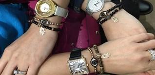 Nên mua đồng hồ mặt vuông hay mặt tròn, cổ tay to và nhỏ thì mua loại nào đẹp?