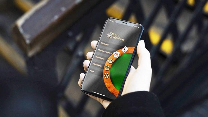 Texas Hold'em AppStore
