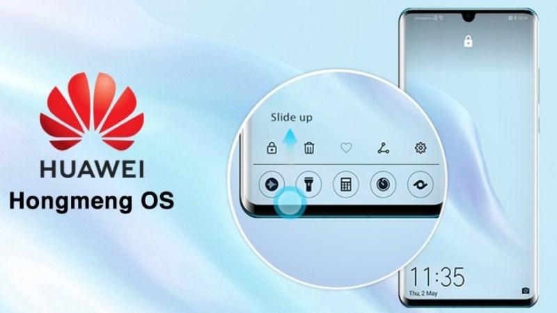 HongMeng OS của Huawei có thể sớm ra mắt vào tháng 8