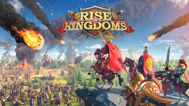 Hình ảnh trong game Rise of Kingdoms: Lost Crusade