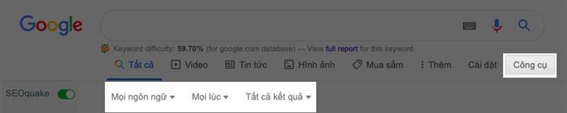 cach tra google hieu qua