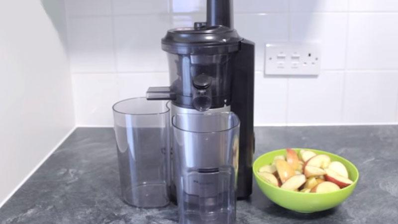 Nguyên liệu làm nước ép táo