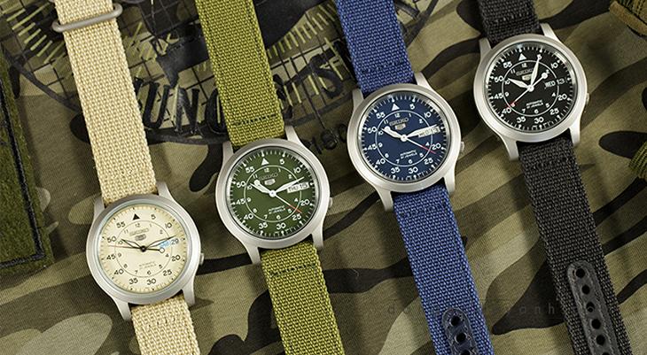Đồng hồ quân đội (Field Watch)