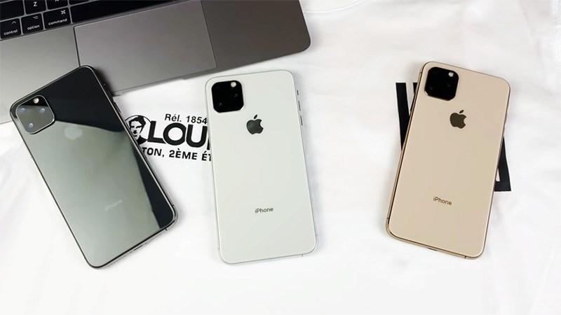 rò rỉ iPhone 11