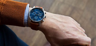 Tư vấn chọn mua đồng hồ cho người có cổ tay nhỏ
