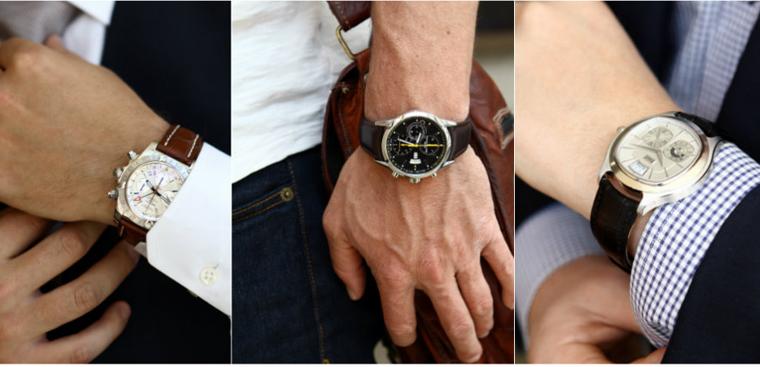 Cách chọn đồng hồ theo kích cỡ, phù hợp với cổ tay