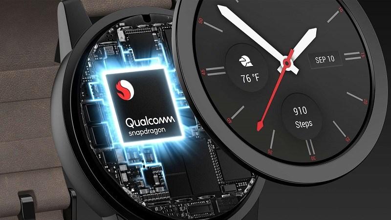Qualcomm đang phát triển chip mới tiết kiệm pin hơn cho smartwatch