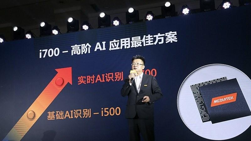 Chip MediaTek i700 ra mắt: Dành cho ứng dụng AR, nhà thông minh,...