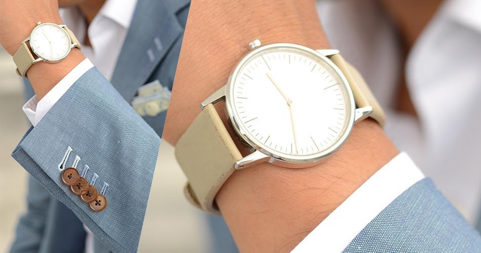 Cách đo size đồng hồ phù hợp với cổ tay
