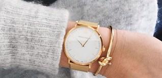 Nên đeo đồng hồ lỏng hay chặt, như thế nào là vừa tay?