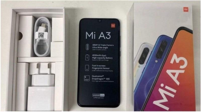 Xiaomi Mi A3 lộ cấu hình và hình ảnh ngoài đời thực - ảnh 5