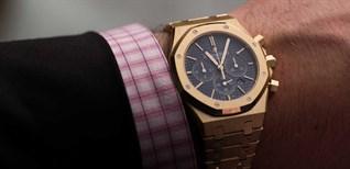 Top những chiếc đồng hồ đeo tay đẹp nhất thế giới