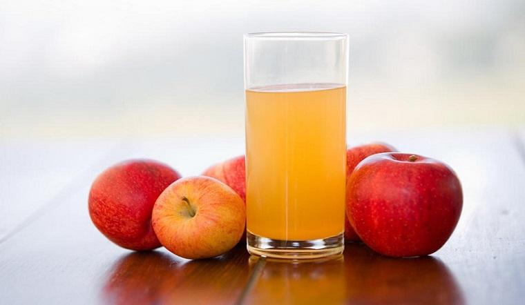 Nước ép táo có tác dụng gì mà ai cũng thi nhau uống