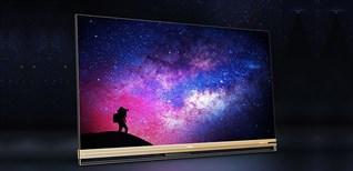 Hisense ra mắt tivi LCD hai lớp đầu tiên tại Trung Quốc