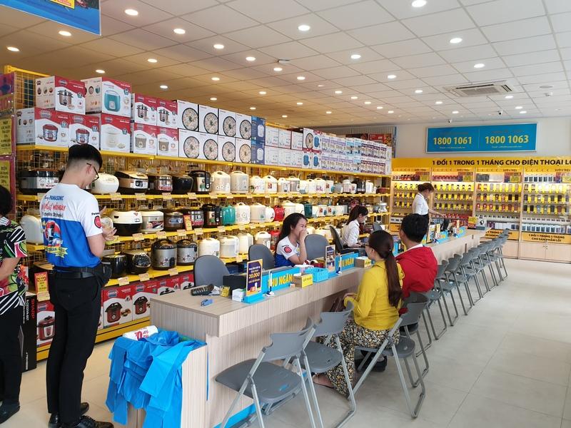 Siêu thị Điện máy XANH Vĩnh Lộc B, Bình Chánh, TP. HCM