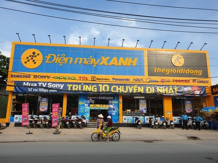 Siêu thị điện máy xanh tại C1/3C - C1/3E - C1/3F - C1/3G Võ Văn Vân, Ấp 3, Xã Vĩnh Lộc B, Huyện Bình Chánh, Thành phố Hồ Chí Minh, Việt Nam