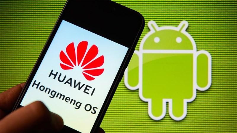 HongMeng vs Android