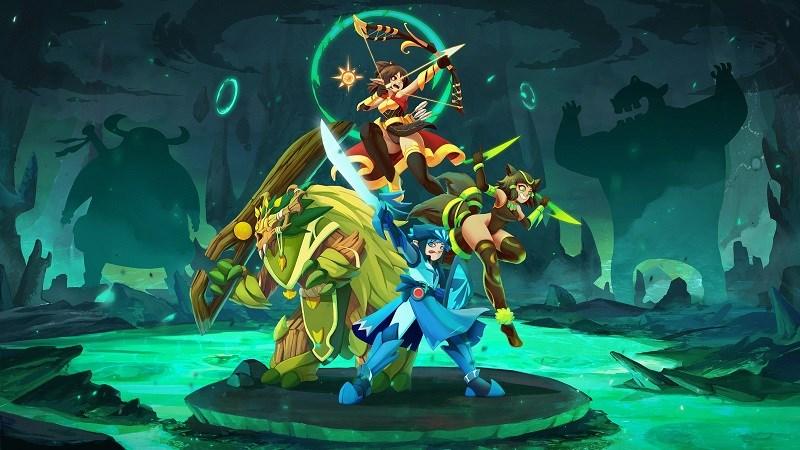 Hình ảnh trong game Legend Guardians