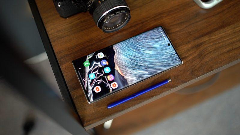 Thu cũ đổi mới smartphone Samsung