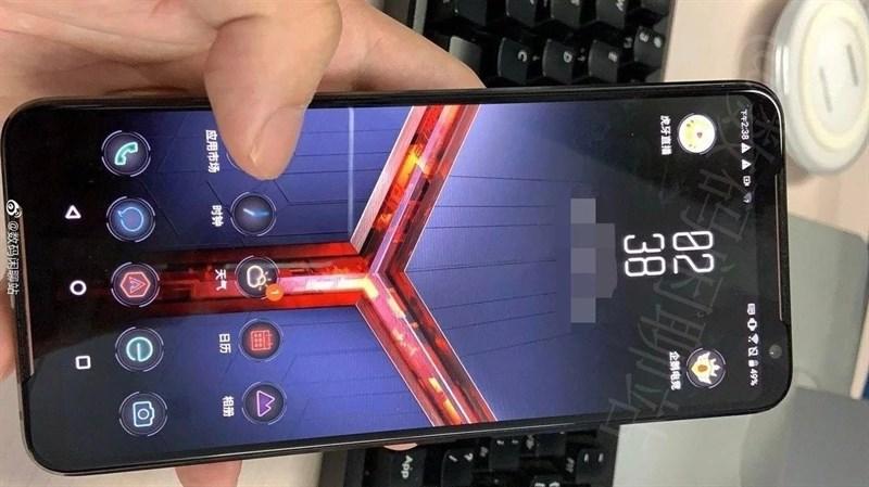 ROG Phone 2 lộ ảnh thực tế kèm một số thông tin quan trọng