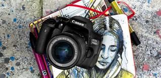 Phân biệt các dòng máy ảnh cơ DSRL của Canon, đối tượng sử dụng