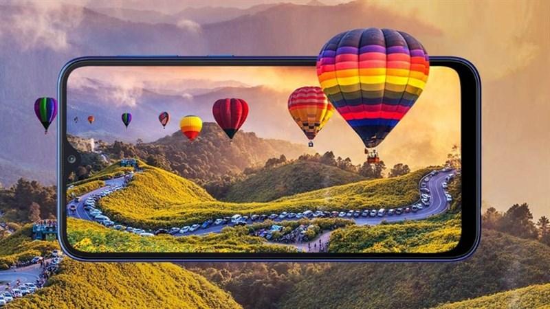 Rò rỉ thông số kỹ thuật của Samsung Galaxy A10s: Camera kép, pin 4.000 mAh