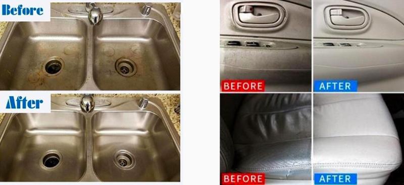 Tin lời quảng cáo mua viên tẩy vệ sinh nhà bếp, người dùng than trời vì mất tiền oan