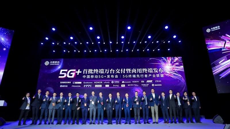 Trung Quốc cấp chứng nhận cho OPPO, Huawei và Vivo để bán thiết bị 5G