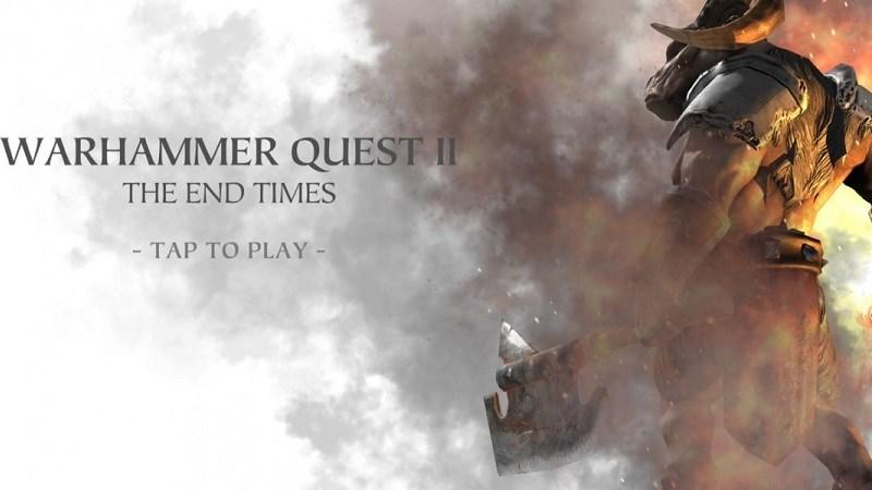 Hình ảnh trong game Warhammer Quest 2: The End Times