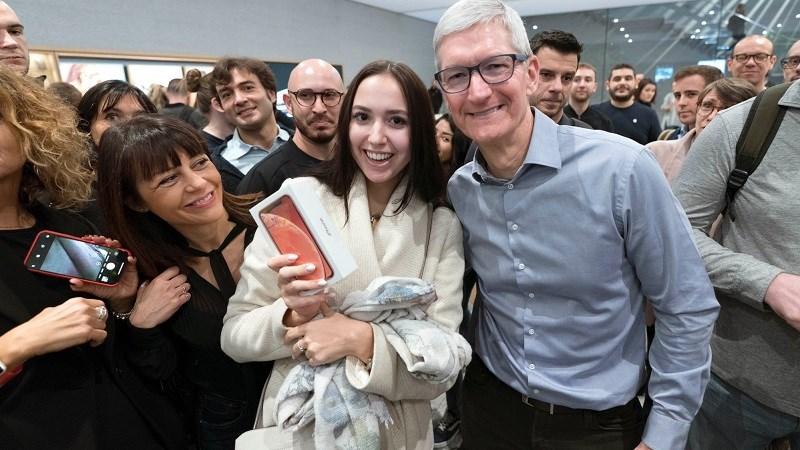Quý 2/2019: iPhone Xr là smartphone bán chạy nhất tại Mỹ