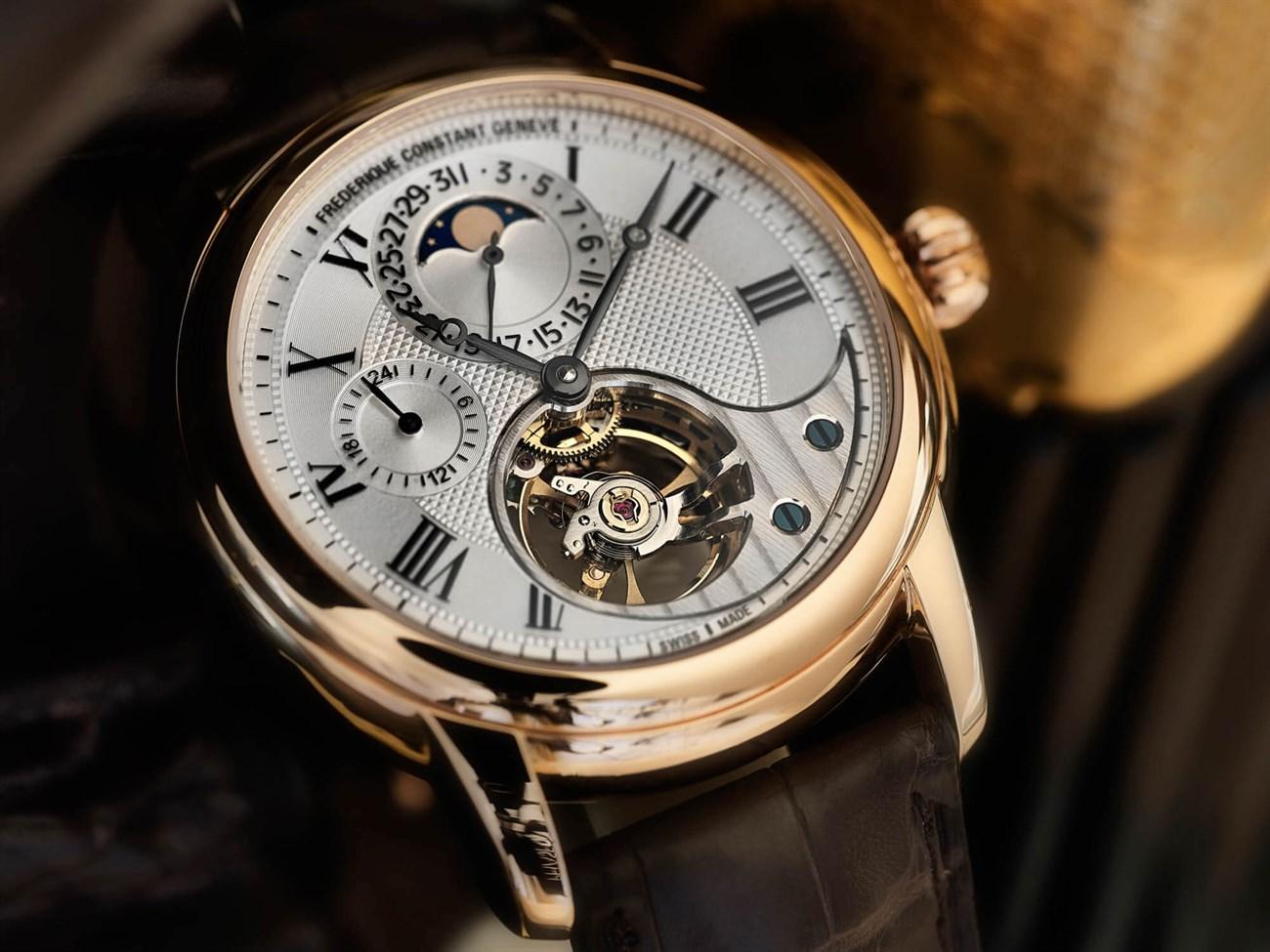 Đồng hồ Thụy Sỹ với chất lượng tuyệt hảo