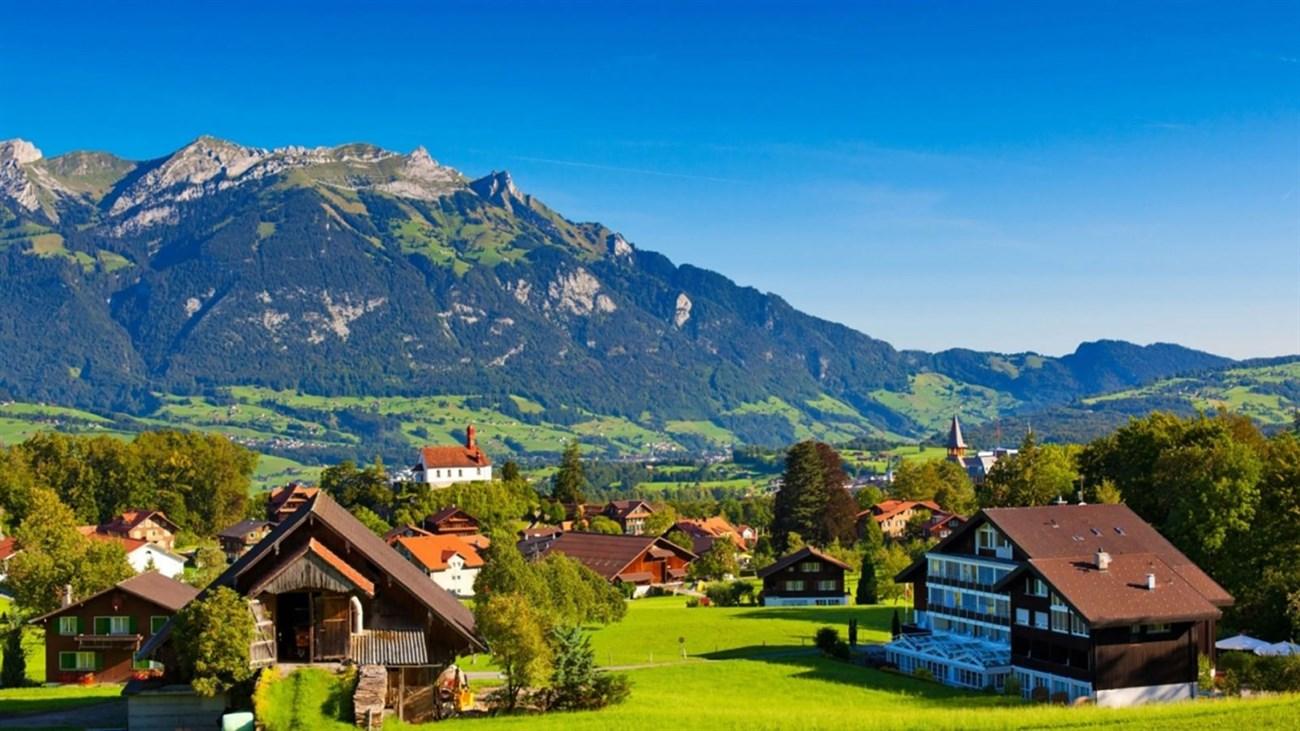 Núi Jura, Thụy Sỹ