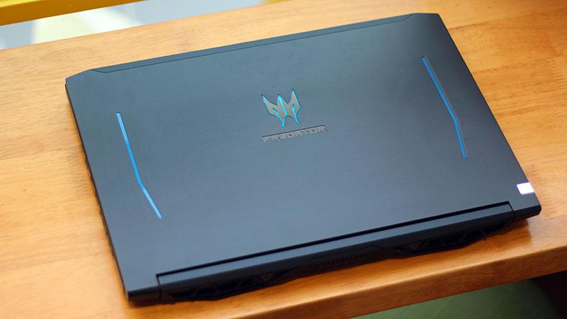 Đánh giá Acer Predator Heilos 300 2019
