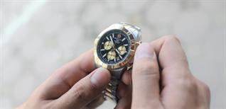 Cách chỉnh ngày giờ trên đồng hồ 6 kim 3 nút đơn giản