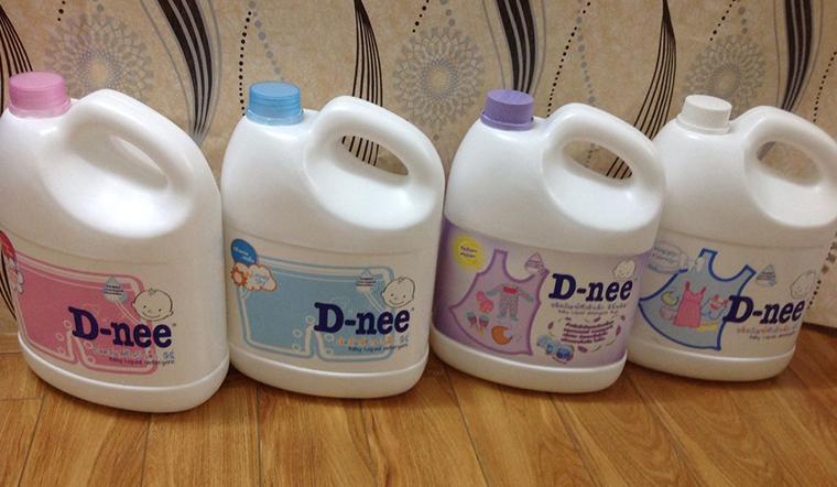 Nước giặt Dnee màu nào giúp quần áo thơm lâu cả ngày?