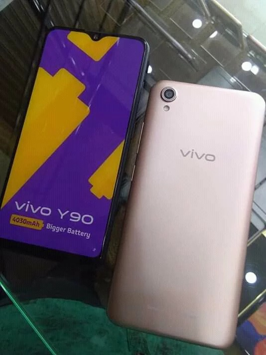 Vivo Y90 lộ ảnh thực tế trước ngày ra mắt - ảnh 2