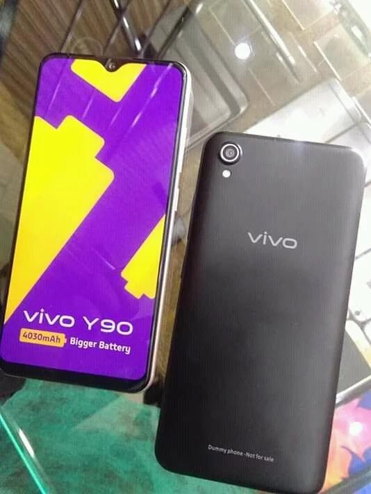 Vivo Y90 lộ ảnh thực tế trước ngày ra mắt - ảnh 3