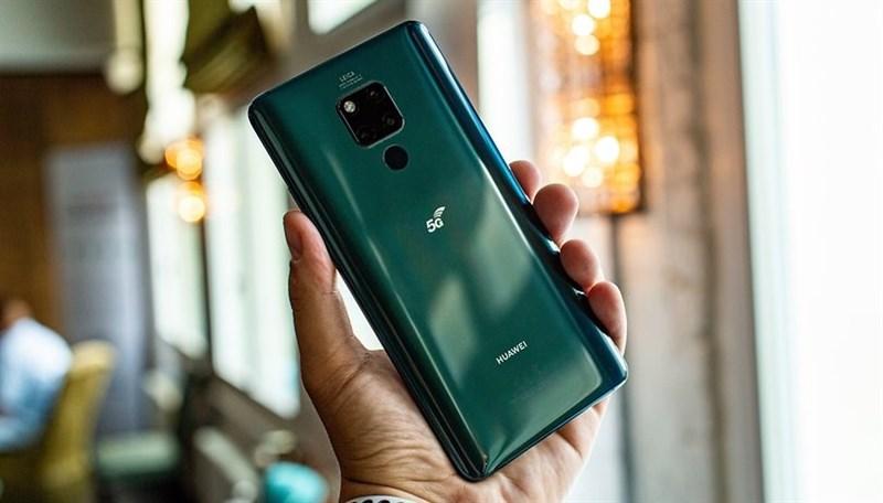 Huawei Mate 20 X 5G sẽ chính thức ra mắt tại Trung Quốc vào ngày 26/7